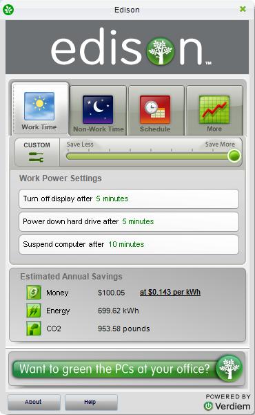 untitled6 Kaip su kompiuteriu taupyti elektros energiją?