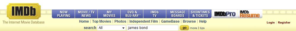 imdb1 Geriausia vieta žiūrėti filmų treilerius (anonsus)