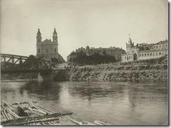 Zaliasis tiltas 1904