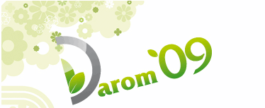 Darom 2009 logotipas