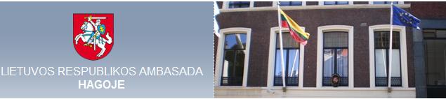 Lietuvos respublikos ambasada Nyderlanduose