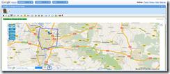 Google Wave žemėlapiai